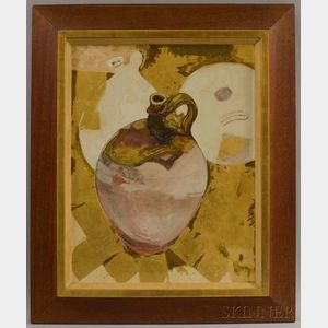 Marie Paneth (Austrian/American, 1895-1986)      #22. Jug. 1959