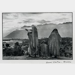 Henri Cartier-Bresson (French, 1908-2004)      Srinagar, Kashmir