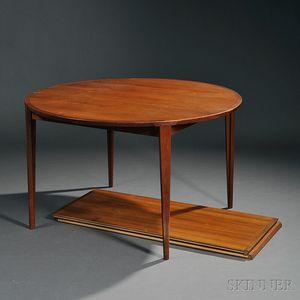 Henry Rosengren Hansen Teak Dining Table
