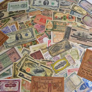 Group of Paper Currency