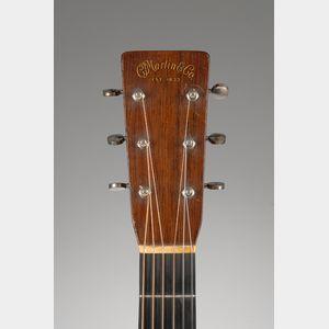American Guitar, C.F. Martin & Company, Nazareth, 1937, Model OOO-18
