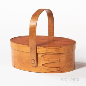 Handled Oval Carrier