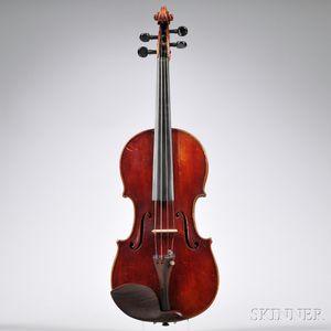 Modern Violin, c. 1920