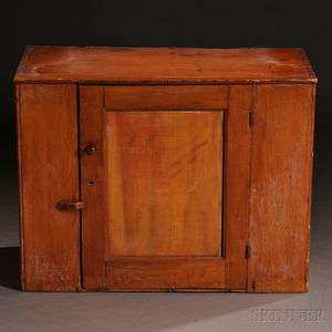 Shaker Pine Cupboard