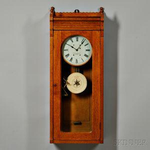 E. Howard & Co. Watchman's Clock