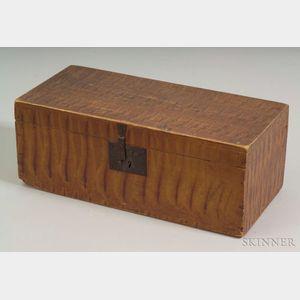 Grain-painted Pine Box