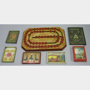 Group of Early 20th Century Games and Toys.