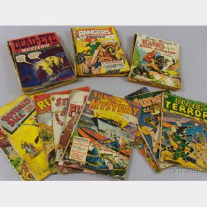 Collection of Twenty-nine Silver Age Comic Books.