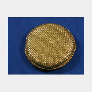 18kt Gold Compact