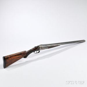 J. Stevens Model 375 Boxlock 16 Gauge Double-barrel Shotgun