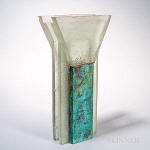 Howard Ben Tre (American, b. 1949)    Cast Form Sculpture XXXIX