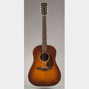 American Guitar, Gibson Incorporated, Kalamazoo, c. 1942, Model J-45