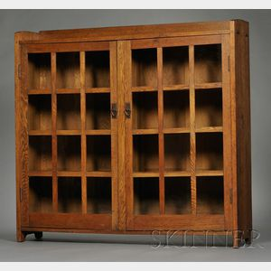 Gustav Stickley Bookcase