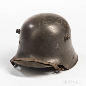 Imperial German Model 1916 Helmet