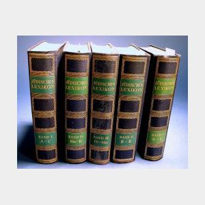 (Encyclopedia) Herlitz, George and Bruno Kirschner, editors