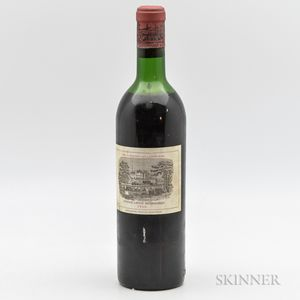 Chateau Lafite 1966, 1 bottle
