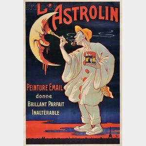 Eugène Ogé (French, 1861-1936)      L'Astrolin.