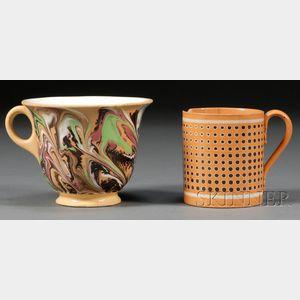 Mochaware Mug and Cup
