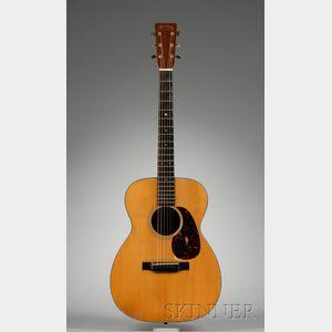 American Guitar, C.F. Martin & Company, Nazareth, 1940, Model OO-18