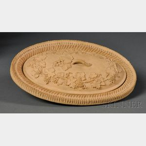 Wedgwood Caneware Pie Dish and Cover