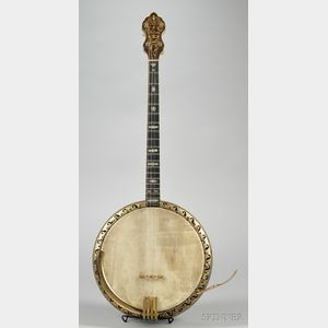 American Tenor Banjo, Bacon Banjo Company Incorporated, Groton,  c. 1928