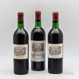 Chateau Lafite Rothschild 1973, 3 bottles