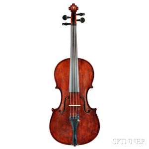 Violin, Attributed to Umberto Cicognani Violin, 20th Century