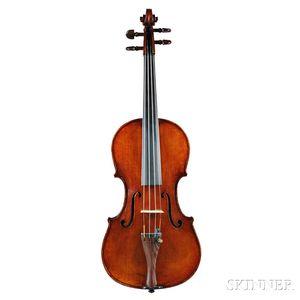 American Violin, Charles Ehricke, Albany, 1924