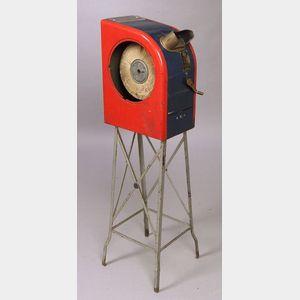 Tin-Body Mutoscope by International Mutoscope Corp.
