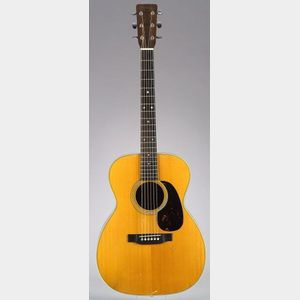 American Guitar, C.F. Martin & Company, 1930, Model OM-28