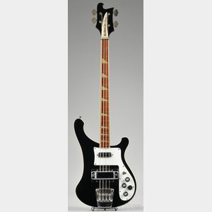 American Electric Bass, Rickenbacker Company, Santa Ana, 1978, Model 4001