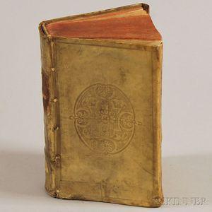 Ammianus Marcellinus (325/330-after 391) Rerum sub Impp. Constantio, Iuliano, Iouiano, Valentiniano & Valente, per xxvj. annos gestarum