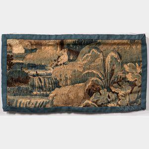 Five Verdure Tapestry Panels
