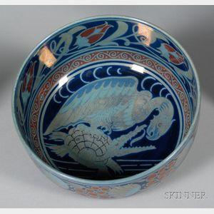 Bushey Heath Earthenware Bowl