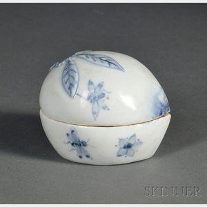 Sold for: $23,700 - Porcelain Box