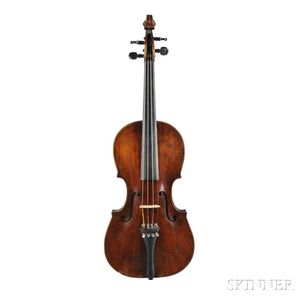 Violin, Landolfi School