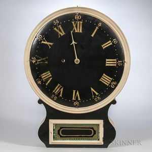 Simon Willard Gallery Clock Case and Dial