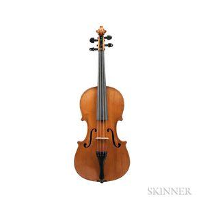 Dutch Violin, Cuypers School, c. 1820
