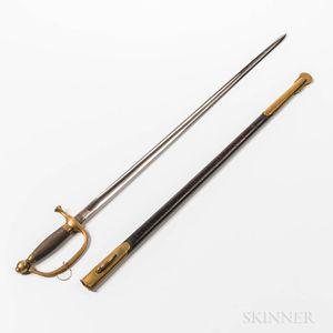 Civil War Musician's Sword