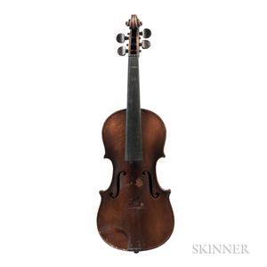 Czech One-sixteenth Size Violin