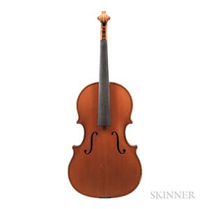 French One-eighth Size Viola