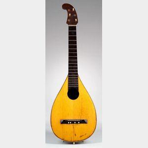 American Cittern-Guitar, c. 1880
