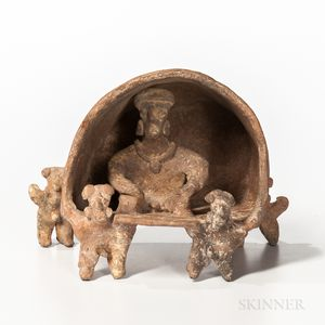 Pre-Columbian Pottery Sculpture