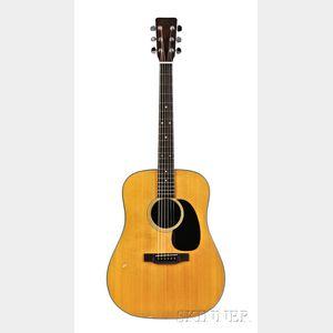 American Guitar, C.F. Martin & Company, Nazareth, 1969, Style D-21