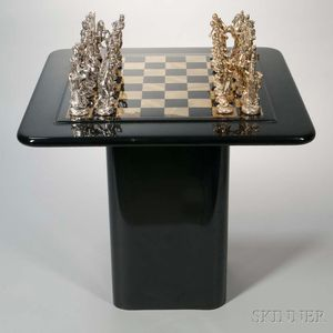 Yaacov Heller Chess Set