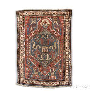 Two Kazak Rugs