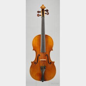 Czech Violin, Otakar Spidlen, Prague, 1935