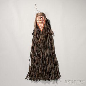Amazonian Mask/Body Costume