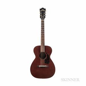 Guild M-20 Acoustic Guitar, 1964