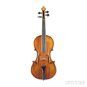 Modern Italian Violin, Rovescalli Family, Milan, c. 1935